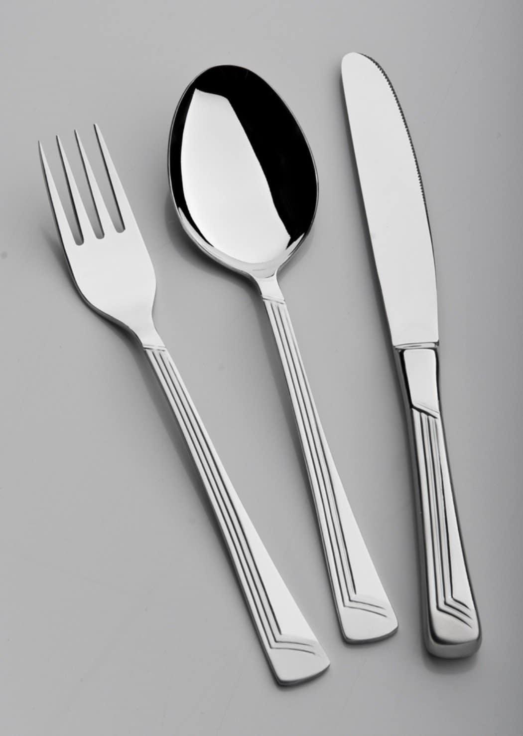 fourchettes couteaux et cuill res art de la table. Black Bedroom Furniture Sets. Home Design Ideas